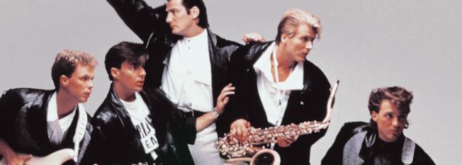 Die 80er Band Spandau Ballet