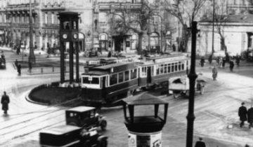 Stummfilm über Berlin