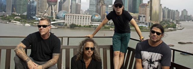 Rockavaria mit Metallica