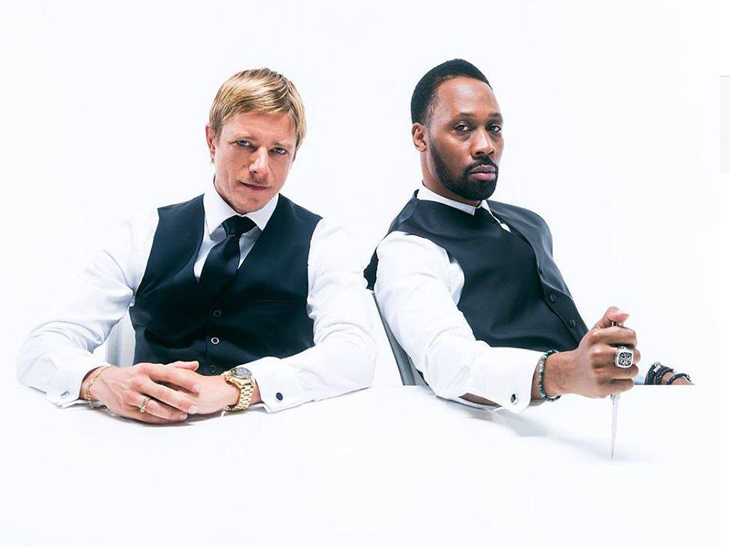 """RZA und Paul Banks veröffentlichen als Banks & Steelz den Song """"Love and War""""."""