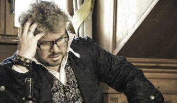 Kabarettist Moses Wolff mit Soloprogramm