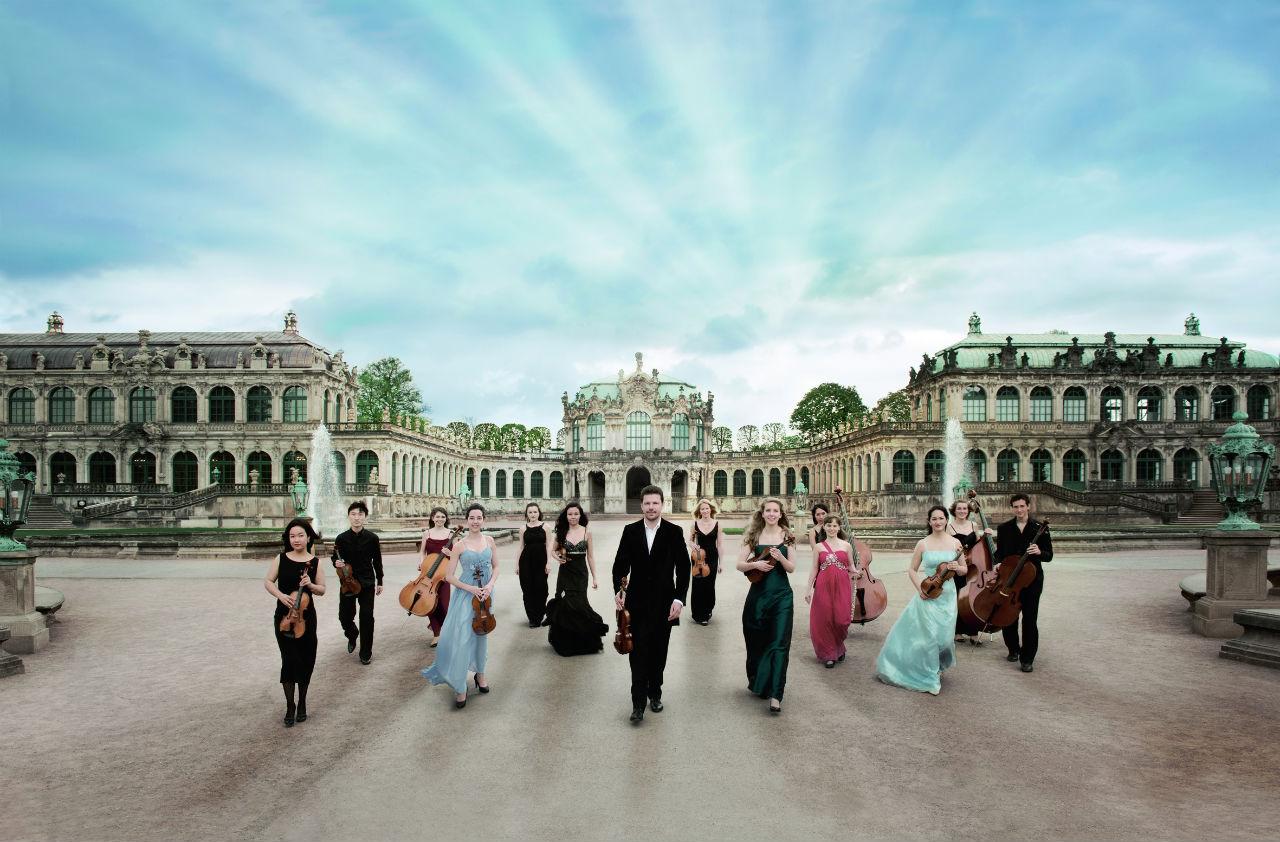 Das komplette Dresdner Residenz Orchester