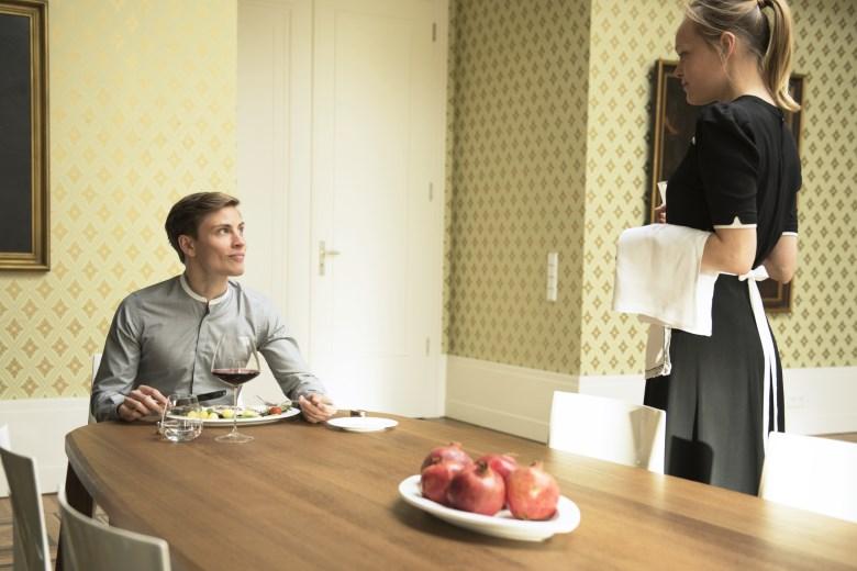 Constatin verfilmt den Roman Jugend ohne Gott