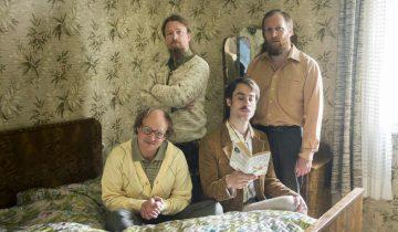 4 Musiker aus Franken