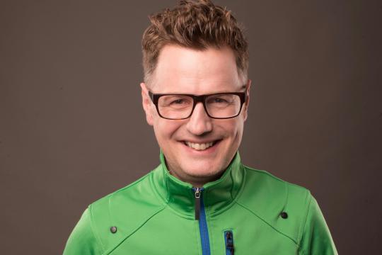 Am 24.01.2018 kommt Florian Simbeck in die Comedy Lounge ins Hofspielhaus