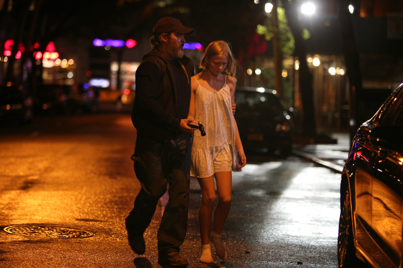 Rachethriller mit Joaquin Phoenix