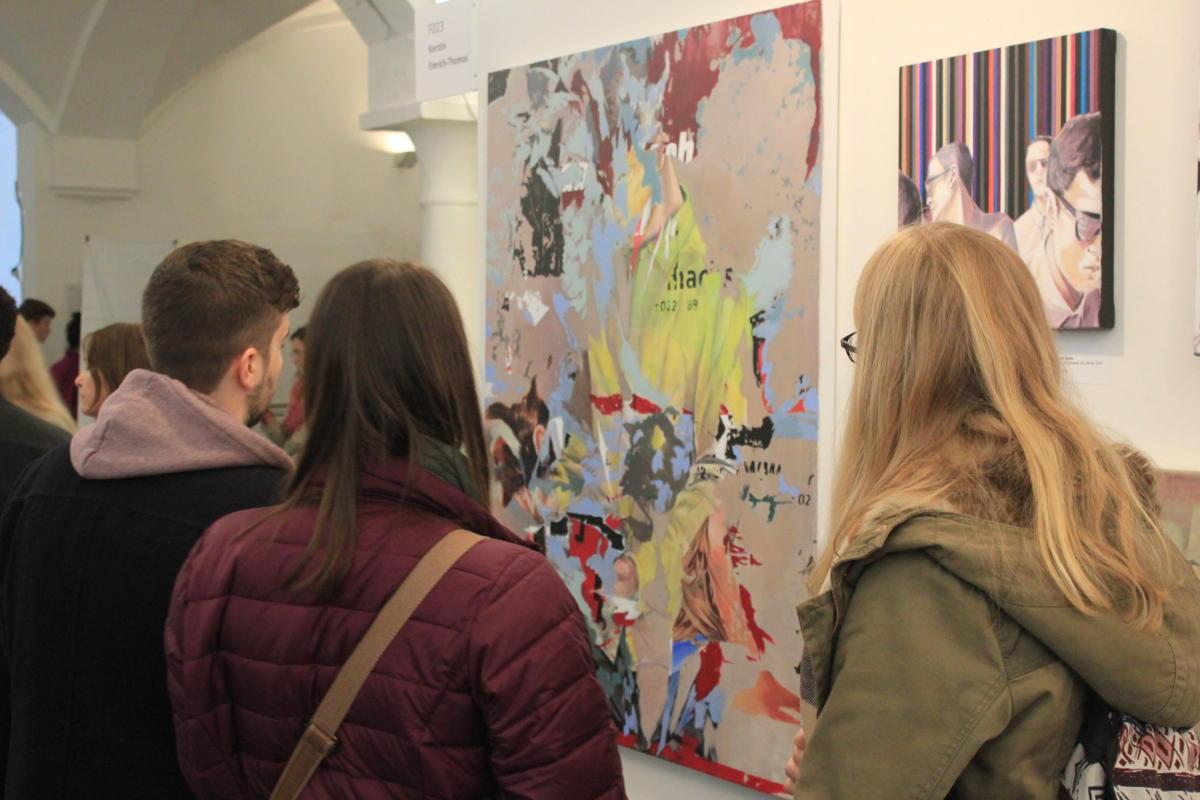 Kunstmesse in München