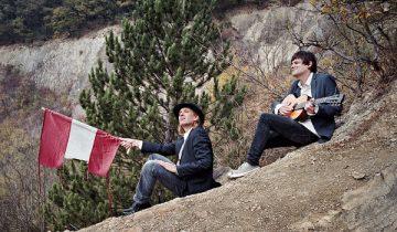 Zwei Liedermacher aus Österreich