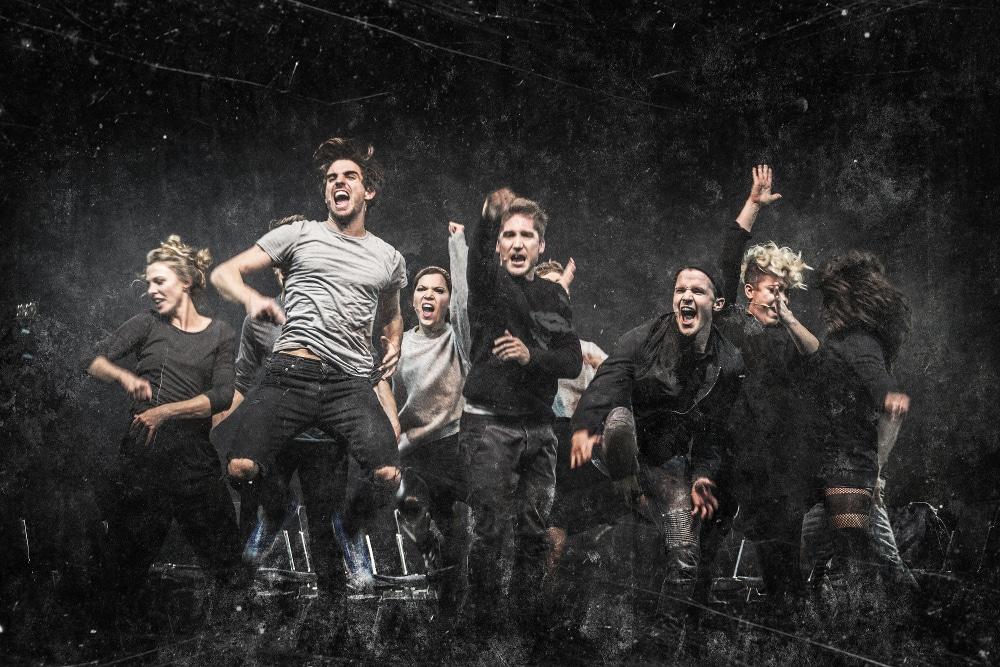 American Idiot: Gewinnt 1x2 Musical-Tickets!