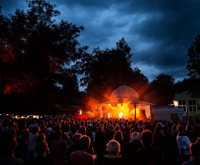 Das Sammersee Festival ist vom 20.07.2018 bis 21.07.2018.