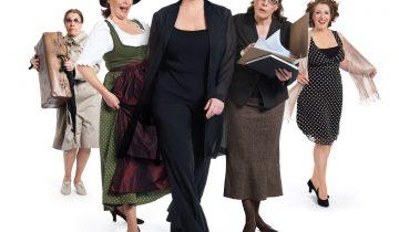 Kabarettistin aus Bayern