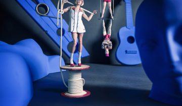 Moderner Zirkus aus Australien