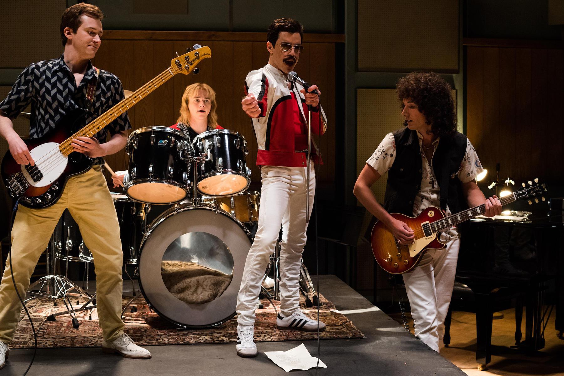 Bohemian Rhapsody erzählt die unfassbare Geschichte von Freddy Mercury