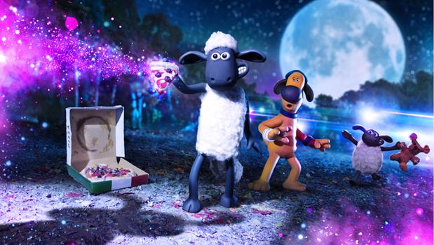 Ein Animationsfilm über ein Schaf