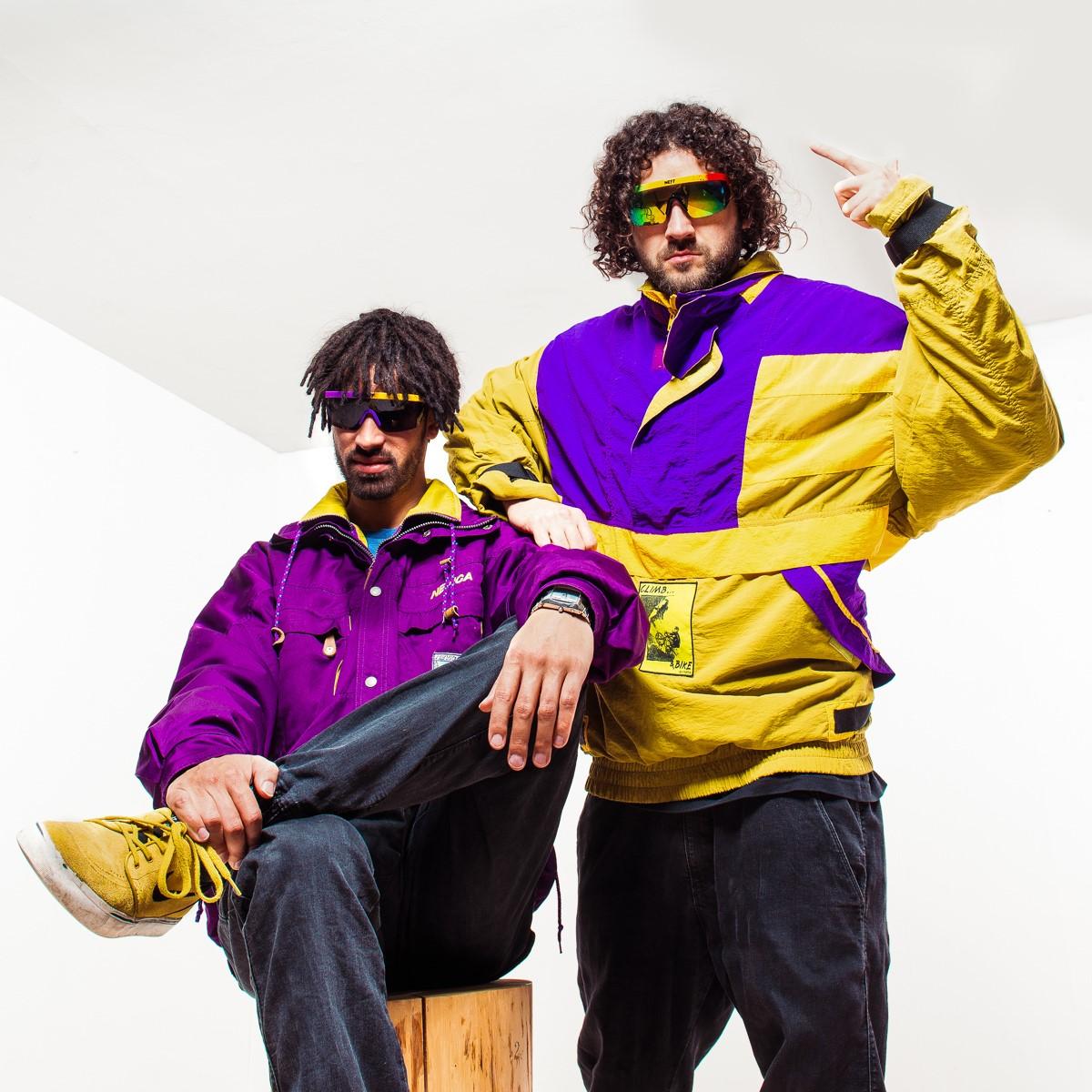 Bayerisches Rap-Duo
