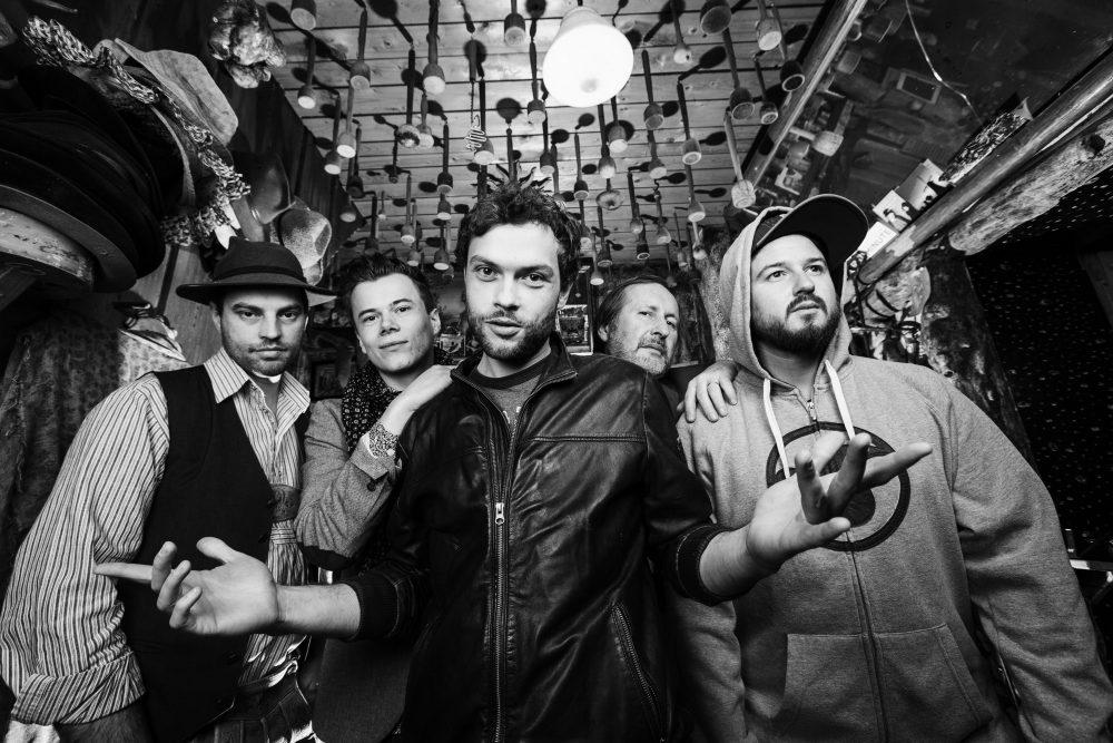 Brass-Pop-Punk-Band aus München
