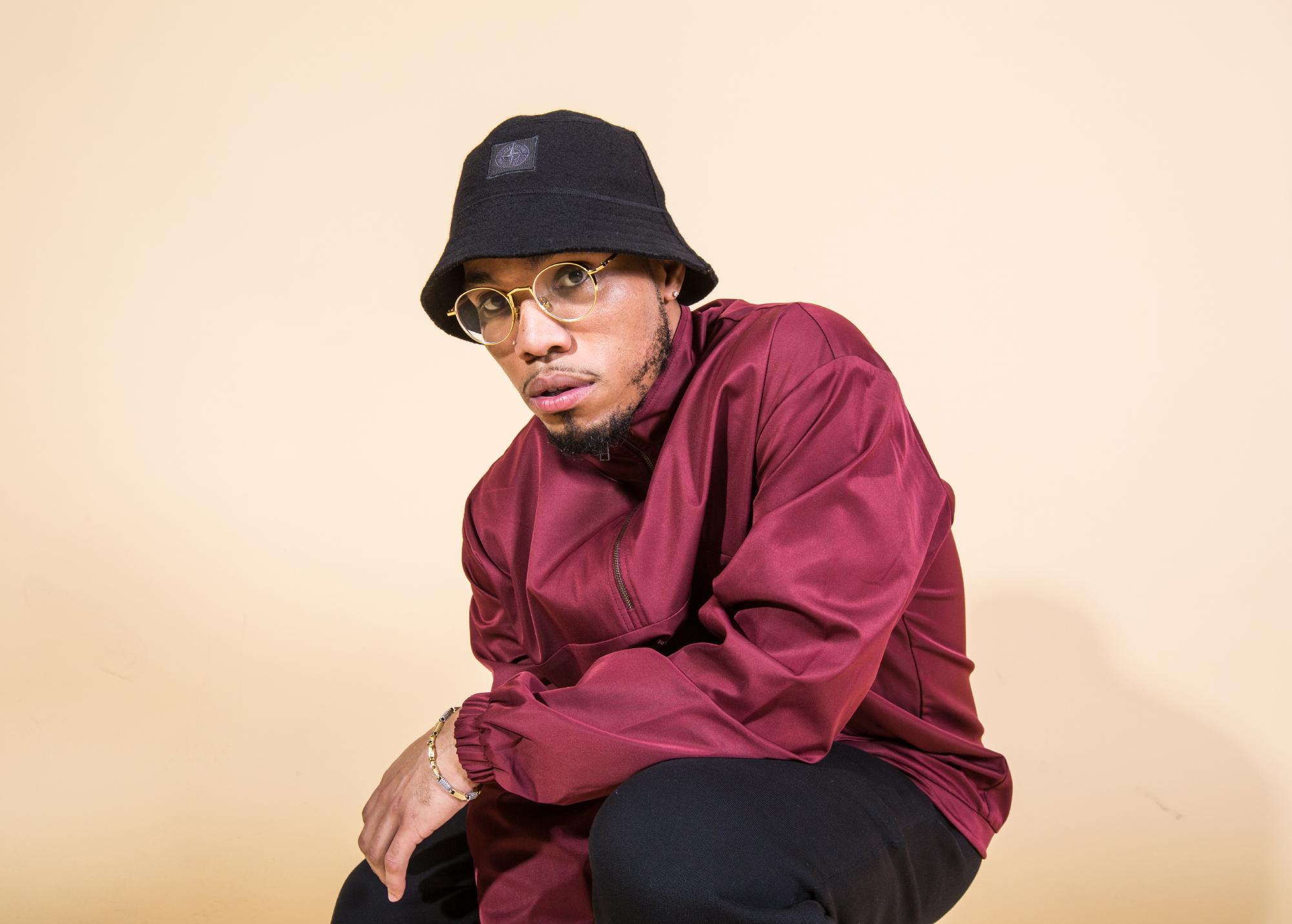 Amerikanischer Musiker und Rapper