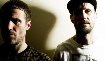Die Sleaford Mods sind ein Musik Duo aus Nottingham