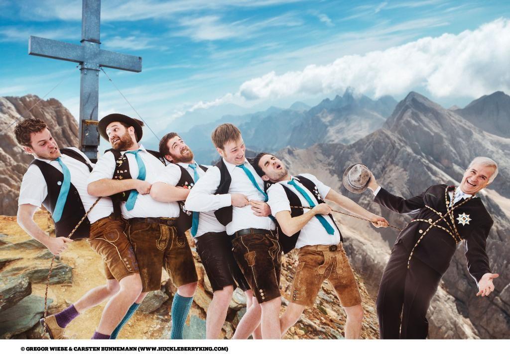 Wolfgang Krebs tourt 2020 mit den bayerischen KLöwen