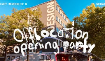 Offlocation München: Alte Designschule