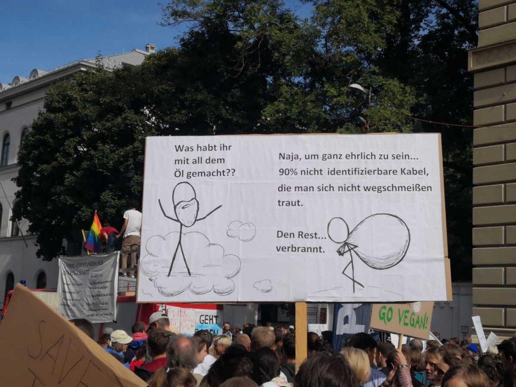 Klimademo München