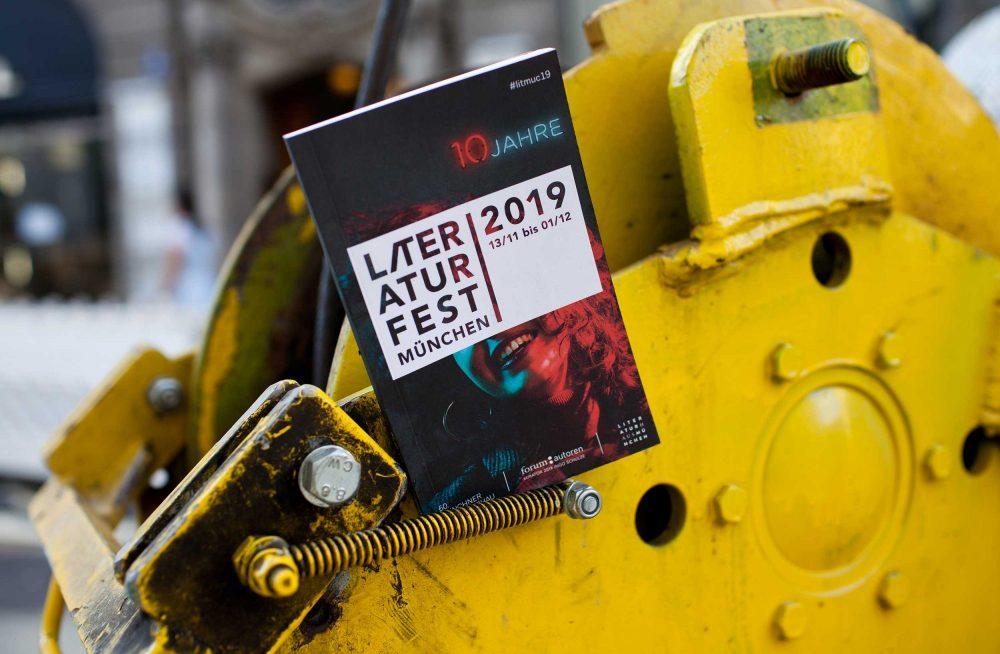 Literaturfest München 2019 Programm