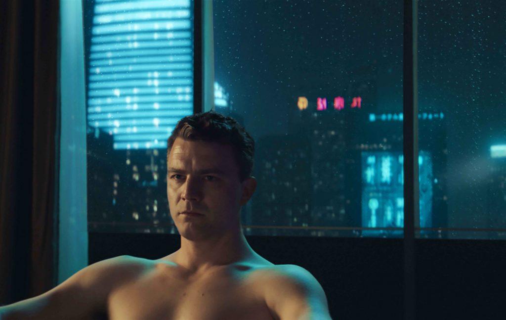 Der film Exit feiert in München Premiere im Pop-Up-Autokino.