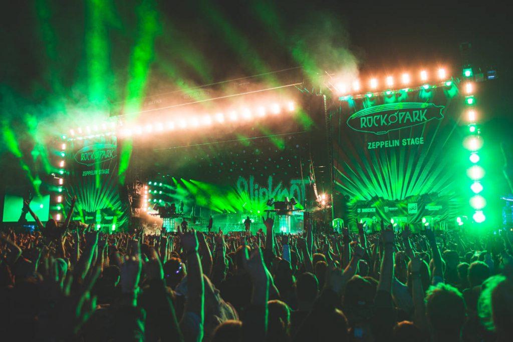 Bild des Festivals Rock im Park 2022