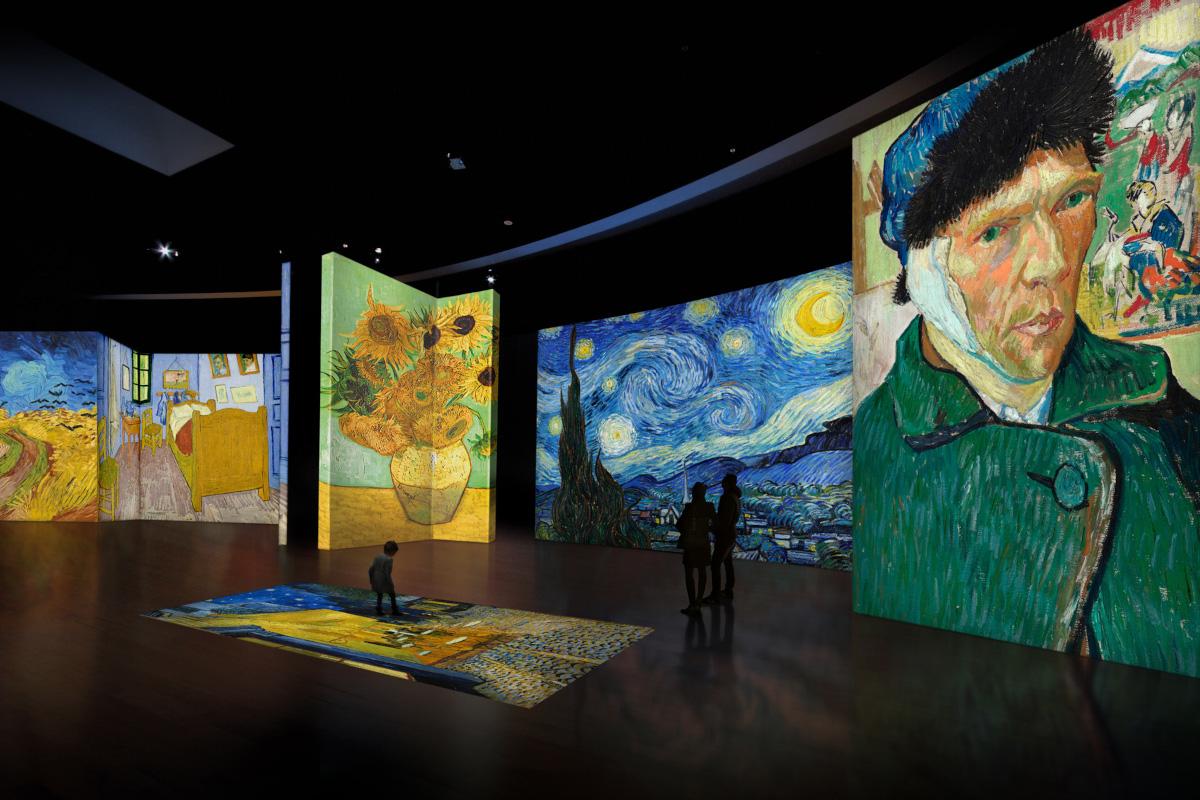 Van Gogh Alive München