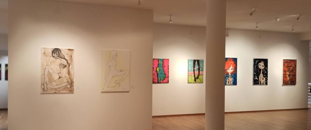 Eva Hildago Buchheim Museum