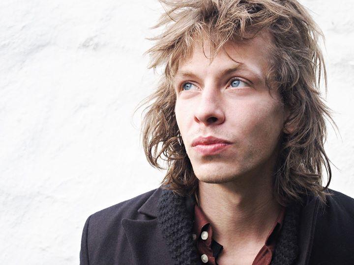 Max Prosa ist ein Liedermacher